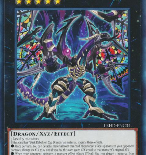 Dark Requiem Xyz Dragon Judgment Of The Pharaoh